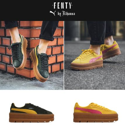 Buymausapumarihanna fenty cleated creeper2 pumarihanna fenty cleated creeper2 voltagebd Image collections