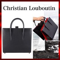 VIP価格★Christian Louboutin★2WAYレザーバッグ
