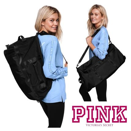 【VS PINK】Backpack Duffle☆2点限定格安!2WAYバッグ☆送込み