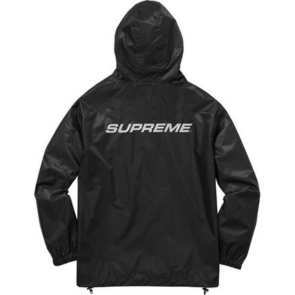 9 week FW17 (シュプリーム) X Packable Ripstop Pullover