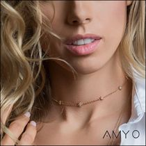 AMY O(エイミーオー) ネックレス・ペンダント AMY O エイミーオー★STELLA STAR スターチョーカーネックレス