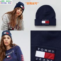 【Tommy Jeans Capsule 】  ビニー ネイビー