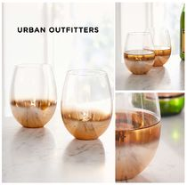 Urban Outfitters☆ Copper Ombre Stemless Wine GlassSet of 2