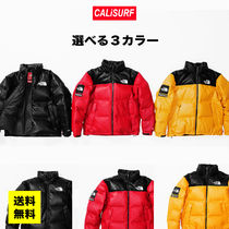 大人気★ FW17 Supreme x The North Face Nuptse/Mサイズ