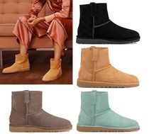*UGG*スエードショートブーツ Classic Unlined Mini Perf