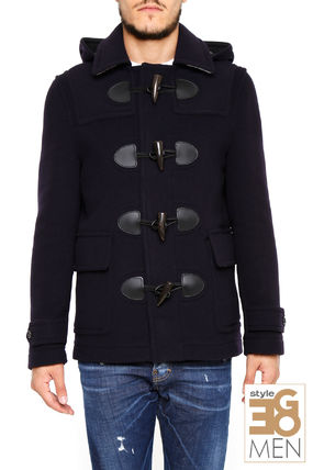 BURBERRY THE PLYMOUTH ダッフルコート