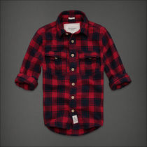 Mサイズ、厚手 thick flannel shirt、Mount Covin