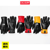大人気★FW17 Supreme x The North Face gloves /選べる3色