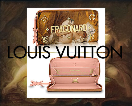 17SS Louis Vuitton★ MASTERSコレクション ジッピーウォレット