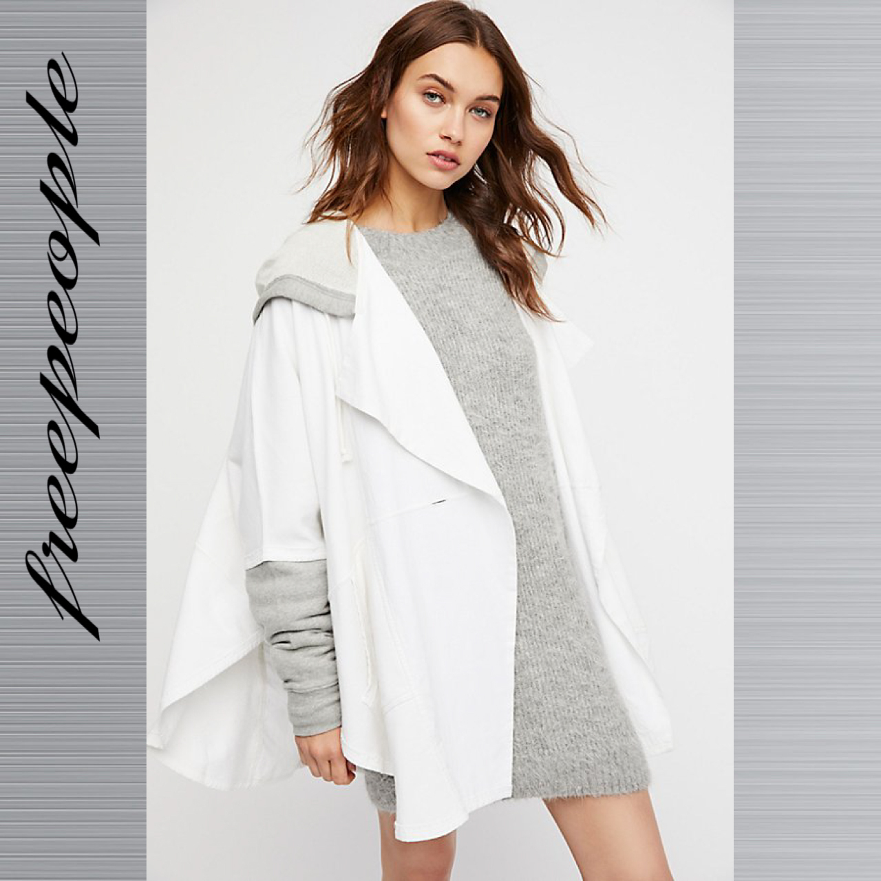 Free People フリーピープル Cooler In This カーディガン