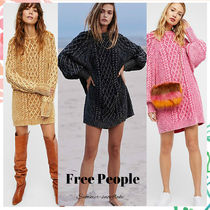 ★Free People★ボートセーターワンピース【送料・関税込】
