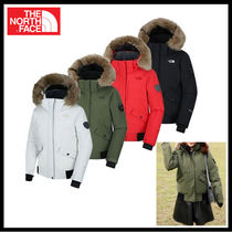 【THE NORTH FACE】MCMURDO DOWN BOMBER NFJ1 DH85 4色