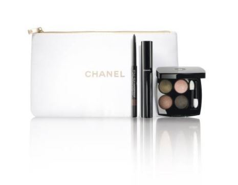 Chanel限定セット☆GO NEUTRAL EYE SET
