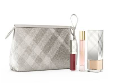 Burberry☆限定(Festive Beauty Pouch Collection)