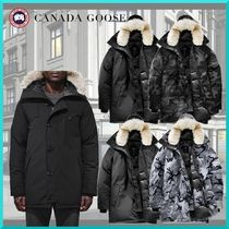 希少!!CANADA GOOSE(カナダグース) Chateau Parka Black Label