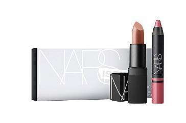 NARS☆限定(Nude Lip Duo)
