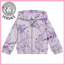 Baby! YOUNG VERSACE★Lilac バロック ジップアップトップ 6-36M