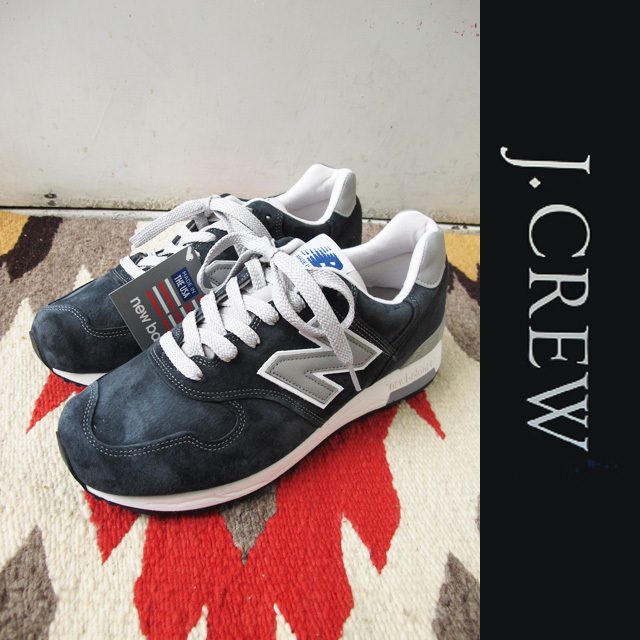 New Balance for J.crew:M1400スニーカー/Made in USA/NAVY