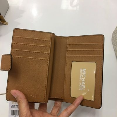 Michael Kors 折りたたみ財布 【Michael Kors】JET SET TRAVEL BIFOLD ZIP WALLET 二つ折財布(17)