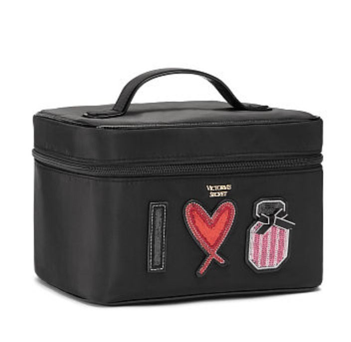 Runway Patch Weekender Train Case