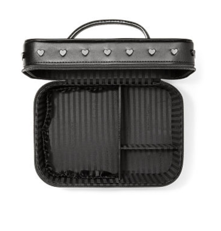 Pop Heart Runway Vanity Case