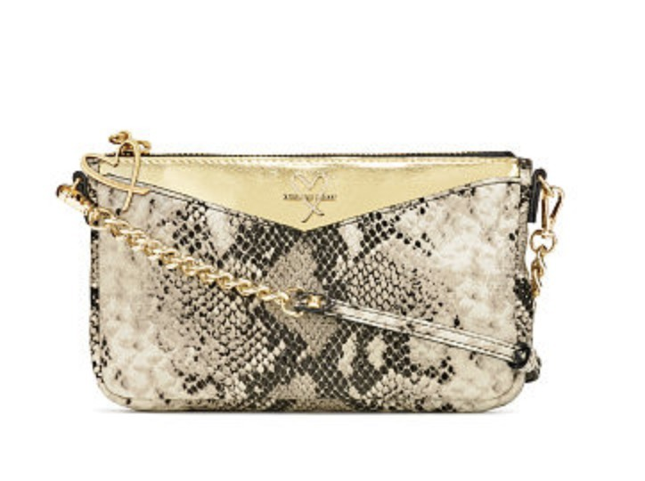 Wild Python Slim Downtown Crossbody
