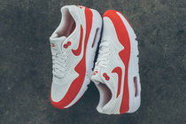 "[NIKE]AIR MAX 1 ULTRA MOIRE ""Challenge Red"""