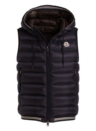 17/18AW新作★MONCLER★大人気AMIENSダウンベスト★追跡付