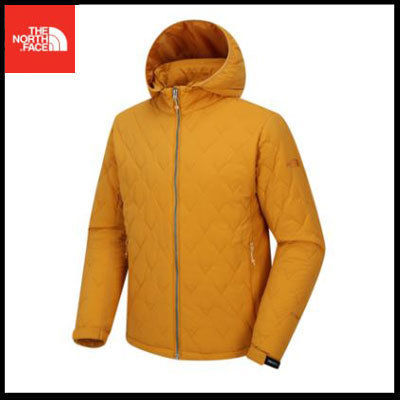 (ザノースフェイス) M'S V-MOTION AIR JACKET MUSTARD NJ3NI55C