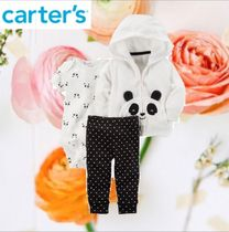 【carter's】コーデセット☆子供も気に入るパンダプリント☆
