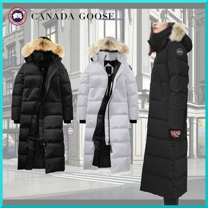 希少!!CANADA GOOSE(カナダグース) Mystique Parka Black Label