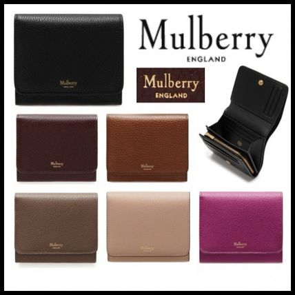 Mulberry 折りたたみ財布 数量限定 マルベリー Small Continental French Purse 二つ折り