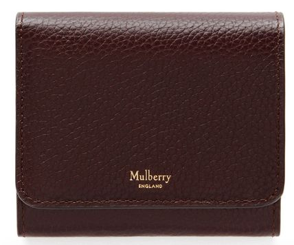 Mulberry 折りたたみ財布 数量限定 マルベリー Small Continental French Purse 二つ折り(4)