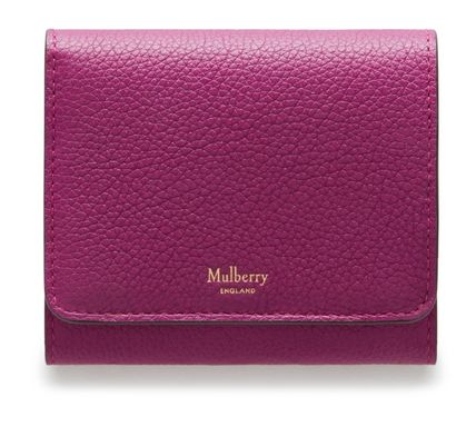 Mulberry 折りたたみ財布 数量限定 マルベリー Small Continental French Purse 二つ折り(13)