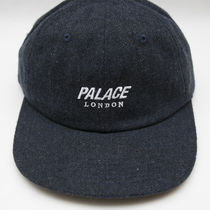 Palace Skateboard Line 6-Panel Wool Cap 日本未入荷 17AW