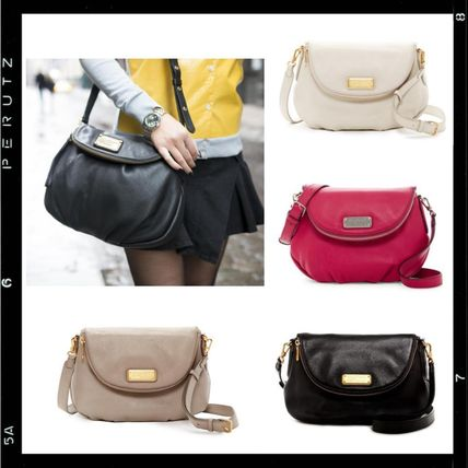 【MARC JACOBS】Natasha Leather Crossbody Bag 2way