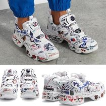 Vetements X Reebok Instapump Fury ポンプフューリー 送関込