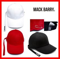 MACK BARRY(マクべーリ) キャップ 人気【MACK BARRY】☆MACK LONG STRAP CURVE CAP★
