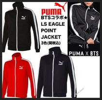 ☆関税込☆PUMA x 防弾少年団 BTS LS EAGLE POINT JACKET★3色