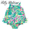 ◇Lilly Pulitzer◇家族でお揃いも!!Baby Lilly Shift