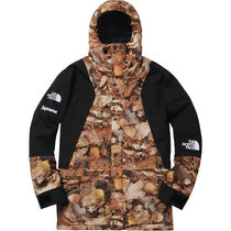 16AW Supreme × The North Face Light Mountain Jacket Leaves