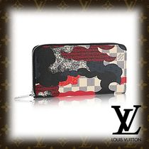 2017-18AW【LOUIS VUITTON】限定品 ジッピー・ウォレット ダミエ