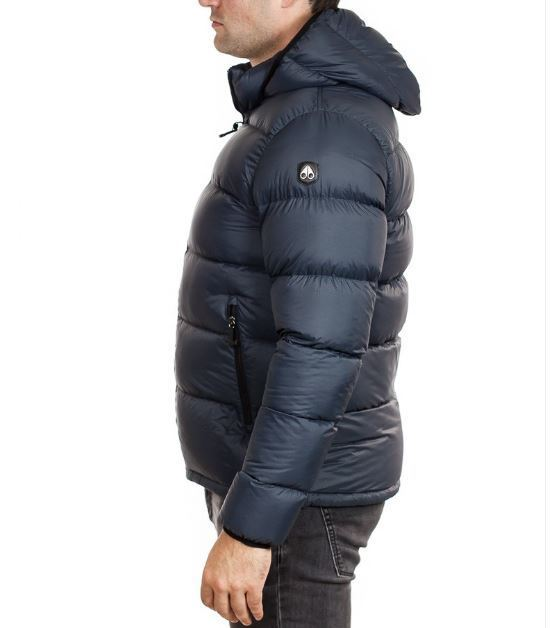 MOOSE KNUCKLES DOWN JACKET BLUE 2017/18 AW