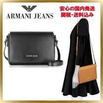 ◇ ARMANI JEANS ◇ Signature Medium Shoulder 【関税送料込】