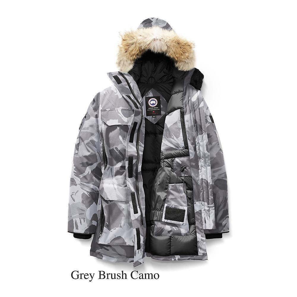 CANADA GOOSE アウター Expedition Parka【黒・カモフラ柄・赤】