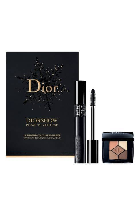 コフレ【Christian Dior】2点 Diorshow  Mascara  Eyeshadow Set