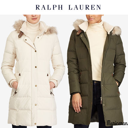 Ralph Lauren* Quilted Puffer Coat ダウンコート/5色