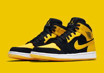 ナイキ☆ジョーダン☆Air Jordan 1 Retro Mid New Love 2017