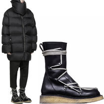 17-18AW RO157 LACE UP CREEPER BOOTS
