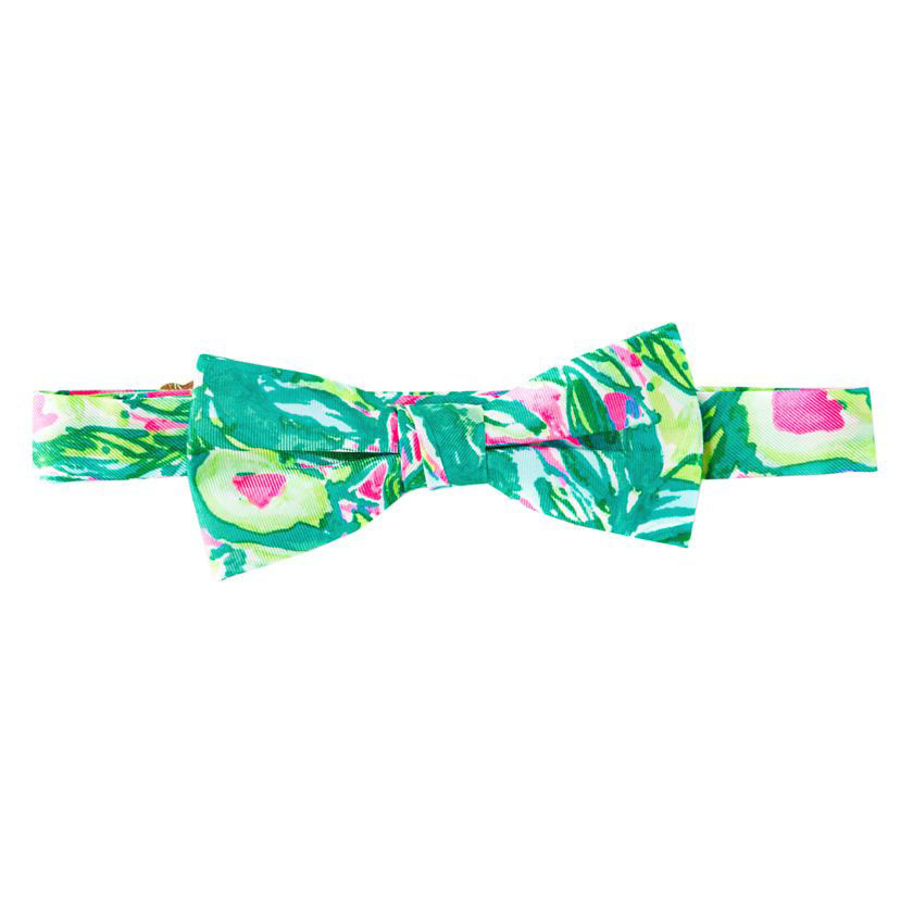 ◇Lilly Pulitzer◇同じ柄のショートパンツも!Boys Bow Tie